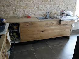 cuisine bois beton beton cire sur bois