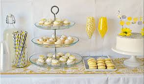 yellow baby shower ideas yellow themed baby shower ideas with a chic and modern style
