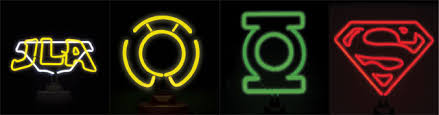green lantern neon light the 10 niftiest neon signs for nerds the robot s voice