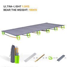 Folding Cot Online Shopping India Brs Brand Sturdy Comfortable Ultralight Portable Aluminium Alloy