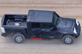 jeep truck spy photos real 2019 jeep wrangler pickup caught testing