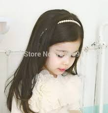 infant hair pearl cut shape headband made princess headband baby