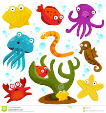 pictures sea creatures give the best coloring pages gif page