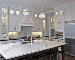 white kitchen cabinets with gray granite countertops white and