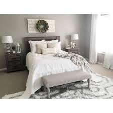 White Master Bedroom Master Bedroom Color Decor Idea Furniture Lighting And Set Up