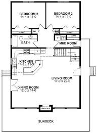 a frame cabin floor plans floor plan of a frame house plan 99962 floor plan