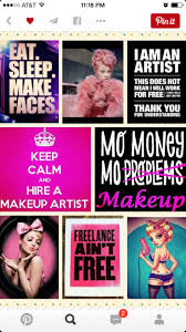 Freelance Artists For Hire 20 Best Makeup Artist Images On Pinterest Makeup Quotes Beauty