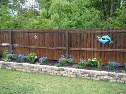 Backyard Flower Bed Ideas Raised Flower Bed This Would Look So Much Better Than Our Back Bed