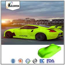 uv fluorescent powder for auto paint neon pigment car paint colors