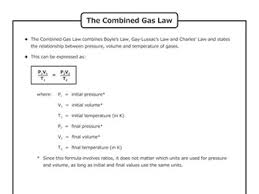 gas laws discount bundle save 40 by goodscienceworksheets