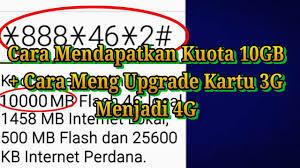 cara mendapatkan internet gratis telkomsel cara mendapatkan kuota gratis 10gb telkomsel cara upgrade kartu 3g