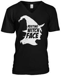 resting witch face halloween joke funny humor laugh pun parody