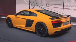 Audi R8 Turbo - report audi r8 may come with turbo option soon modern readers