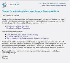 how to follow up and convert an attendee after a webinar session