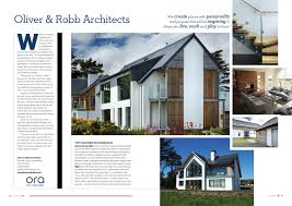 oliver u0026 robb architects homes u0026 interior scotland magazine