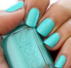 best 20 aqua nail polish ideas on pinterest bright blue nails
