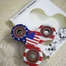 Promotion Color Cool Sales Promotion Usa America Flag Camo Fidget Spinner