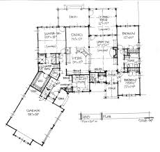 conceptual home design 1438 ranch home plan houseplansblog