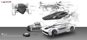 ferrari sketch ferzia u2014 jerry u0027s work