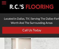 r c s flooring home