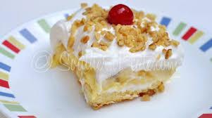 miss mary anne u0027s twinkie cake southern plate