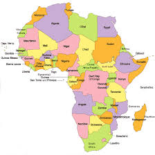 africa map study links nths library media center