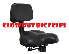Most Comfortable Beach Cruiser Seat Cruiser Bicycle Seat Ebay