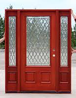 Exterior Doors Discount Clearance Exterior Doors With Sidelights