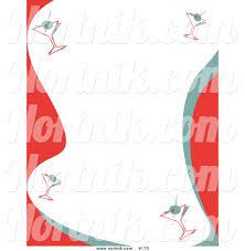christmas martini glass clip art martini glass border clip art 34