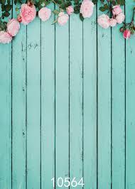 cheap backdrops thin vinyl flower photography backdrop fond studio photo wooden