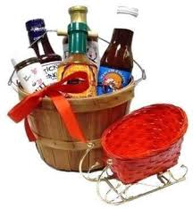 Bbq Gift Basket Christmas Gifts Armadillo Pepper