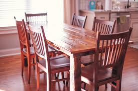 Distressed Wood Dining Room Table by Reclaimed Wood Dining Room Table Reclaimed Wood Dining Table