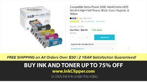 hp color laserjet enterprise m553n printer toner cartridge youtube