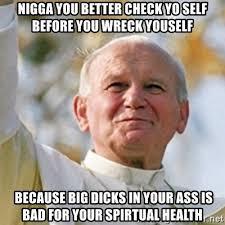 Nigga Please Meme - nigga please meme pope keywords and pictures