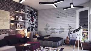 cool bedrooms for teenage guys and soccer fans tikspor