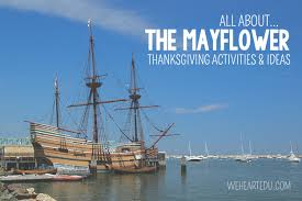 all about the mayflower thanksgiving activities ideas we