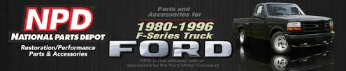 80 86 ford truck parts 1980 1996 ford truck parts national parts depot
