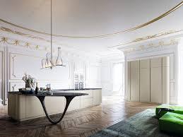 furniture glamorous snaidero kitchens with herringbone floor