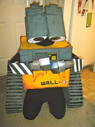 Wall Halloween Costume Coolest Homemade Wall U0026 Eve Costumes Pictures