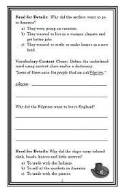 thanksgiving story dalgliesh book study comprehension