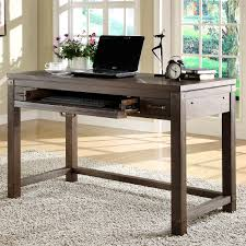 t austin design beartree computer desk with keyboard tray reviews wayfair