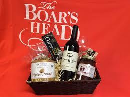 Custom Gift Baskets Custom Gift Basket Boar U0027s Head Inn Store