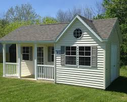 sheds indianapolis recreation unlimited chalet with porch