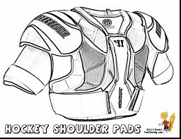 outstanding printable hockey coloring pages with hockey coloring