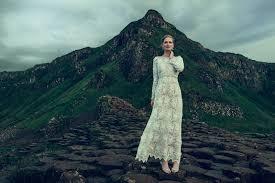 ethereal wedding dress wedding dresses photos landry gown from bhldn inside weddings