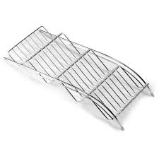 In Drawer Spice Racks Spectrum In Drawer Spice Rack Chrome Walmart Com