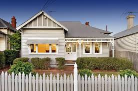 victorian exterior house neutral color schemes australia google