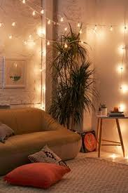 Home Decor With Lights Decorating With Hanging Globe Lights Indoors String Lights