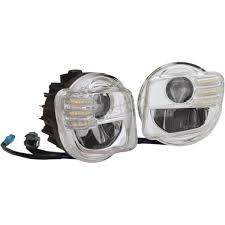 goldwing driving lights reviews show chrome tridium 3 function led fog light kit 52 916 motorcycle