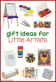 art supplies for kids gift ideas for little artists where